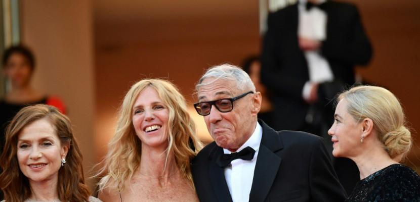"""Le Festival de Cannes fête le jubilé de André Téchiné, """"géant du cinéma français"""""""