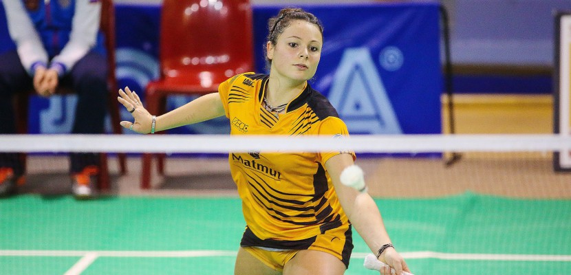 Badminton : Juliane Piron remporte l'Open de Normandie