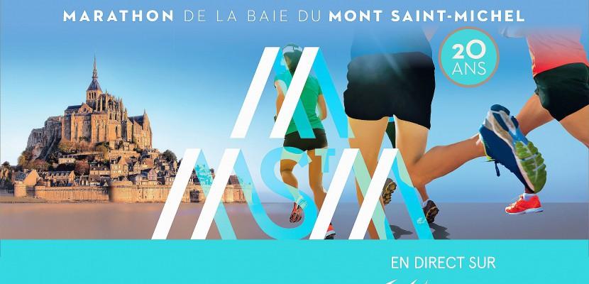 Tendance Ouest en direct du marathon de la baie du Mont Saint-Michel