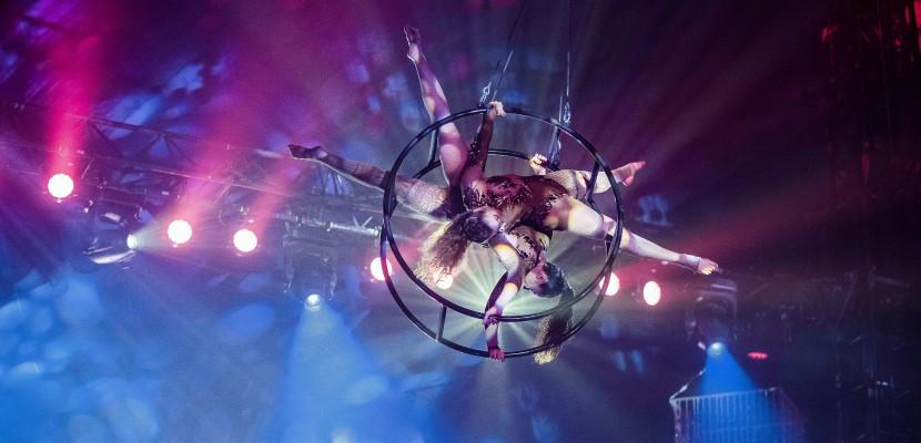 Le cirque Bouglione débarque à Caen