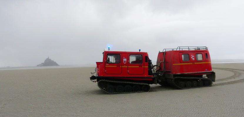Grandes marées : prudence ce week-end sur le littoral
