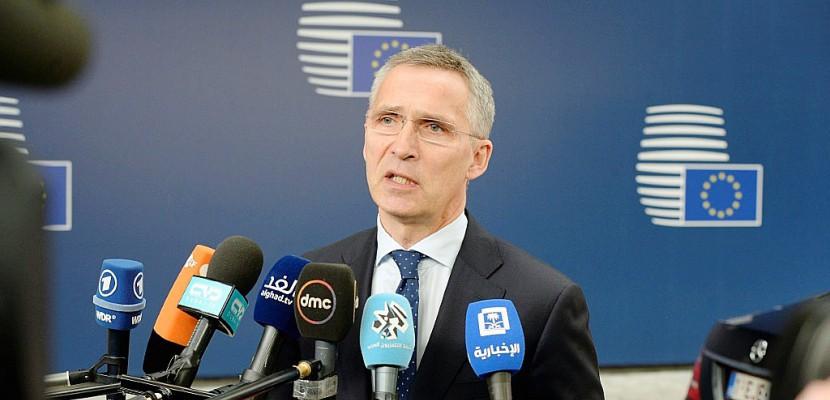 L'Otan rejoindra la coalition anti-EI mais ne participera pas aux combats