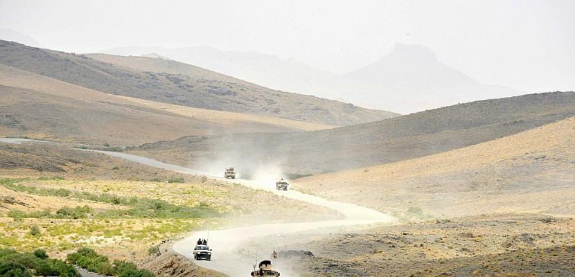 Afghanistan: 15 soldats tués dans une nouvelle attaque des talibans