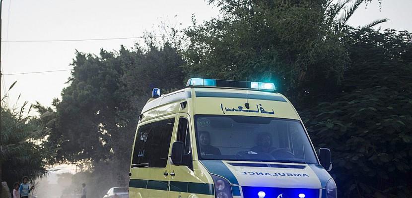 Egypte: un bus transportant des chrétiens attaqué, au moins 20 morts