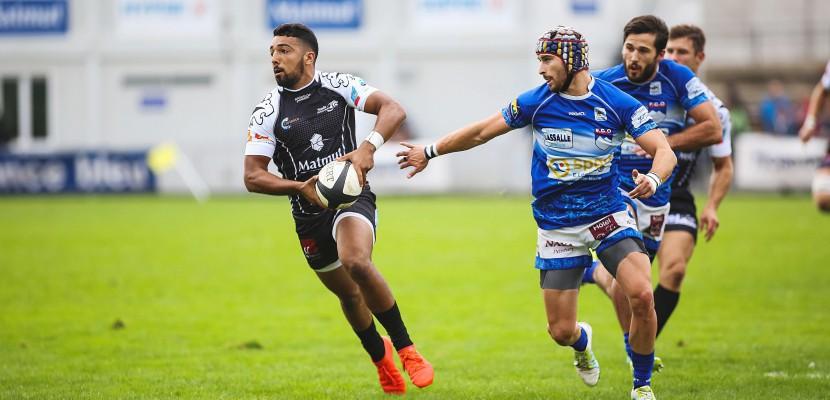 Rugby: le Stade Rouennais à deux doigts d'une finale historique