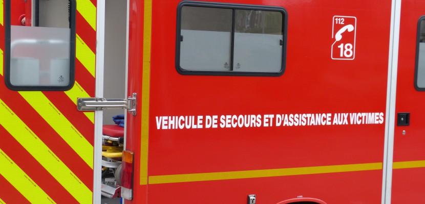 Moto contre voiture dans l'Orne : le motard très grièvement blessé