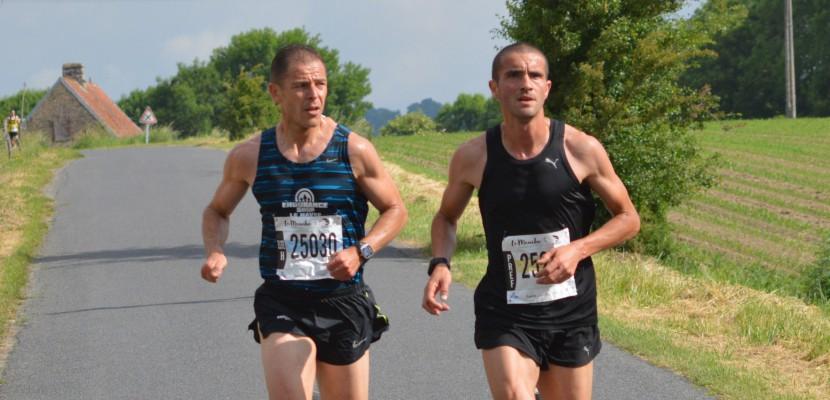 Marathon du Mont-St-Michel: Malik Ait El Hadj et Nathalie Augurer s'imposent dans le premier semi-marathon d'Avranches