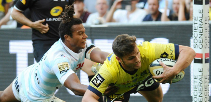 Top 14: Clermont lamine le Racing 92 et rejoint Toulon en finale
