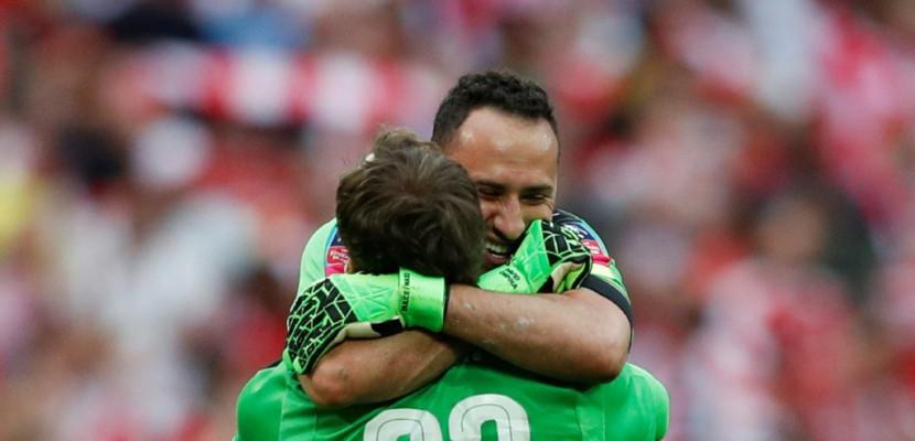 Coupe d'Angleterre: victoire d'Arsenal en finale face à Chelsea