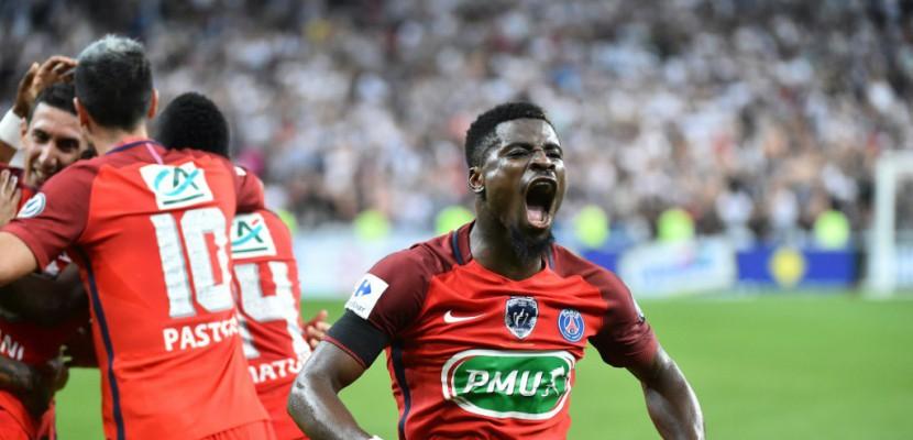 Coupe de France: 3e succès d'affilée pour le PSG, 11e de son histoire
