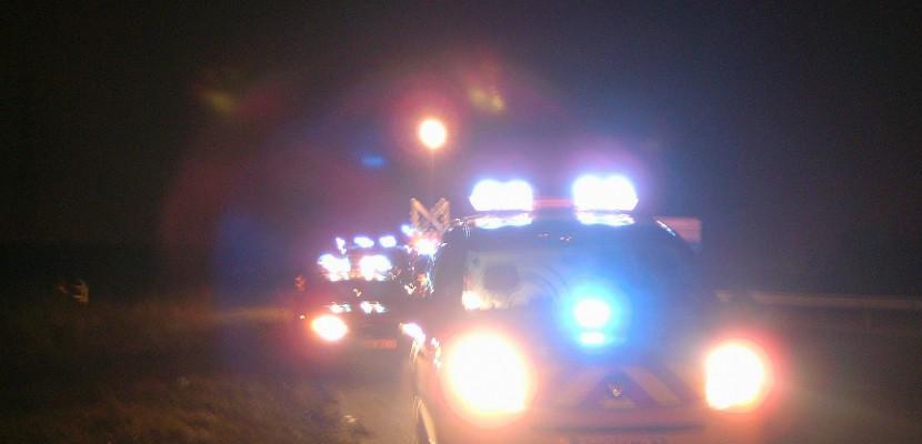 Orne : 4 jeunes blessés après une sortie de route