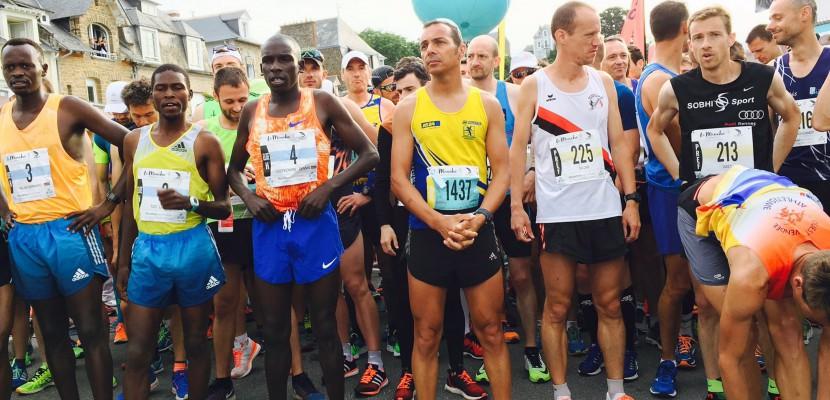 Marathon du Mont-Saint-Michel: Too Lazarus (Kenya) remporte la 20e édition