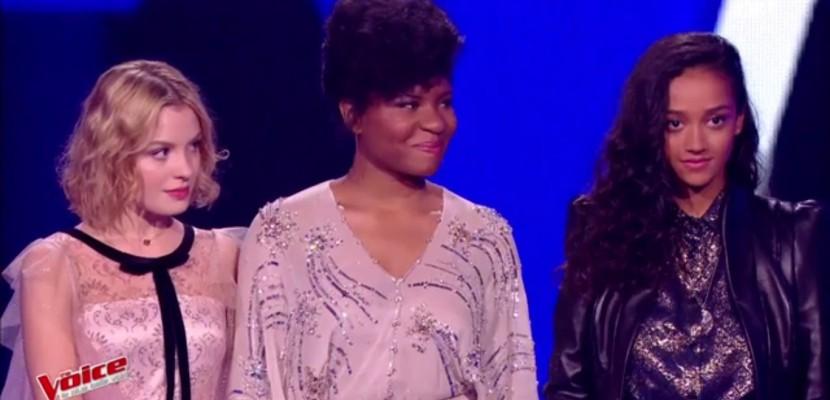 The Voice : Lucie, une jeune Normande en demi-finale