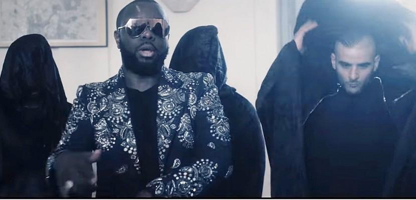 Maître Gims revient au rap dans Ana Fi Dar