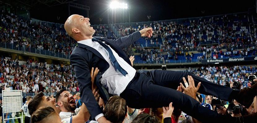 """Ligue des champions: """"Zizou"""", pour rejoindre Sacchi dans la légende?"""