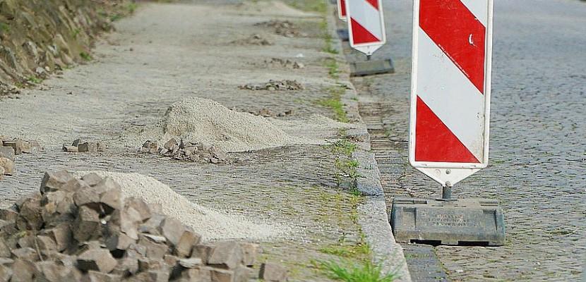 Frappé au visage sans raison avec une bordure de trottoir à Rouen
