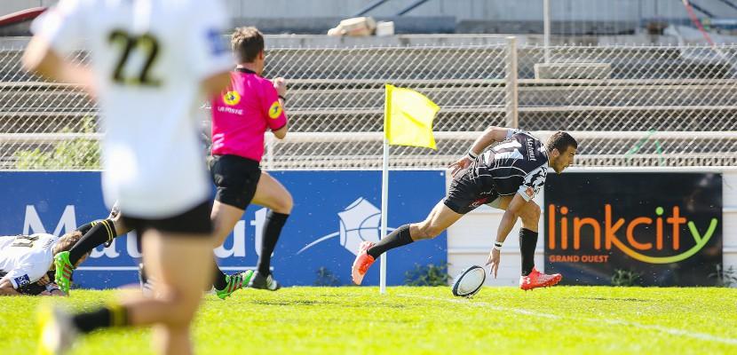 Rugby : les Lions de Rouen en finale du Trophée Jean-Prat