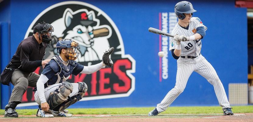 Baseball : les Huskies de Rouen perdent une de leurs couronnes