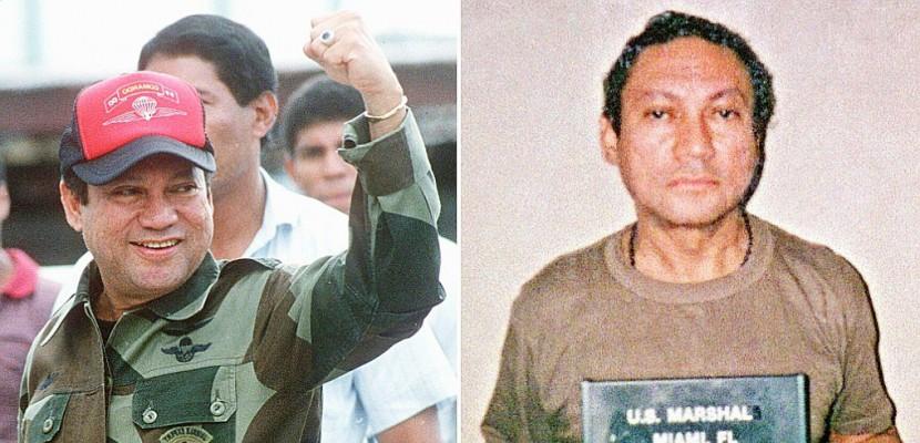 Noriega, l'ex-dictateur panaméen ami puis ennemi des Etats-Unis