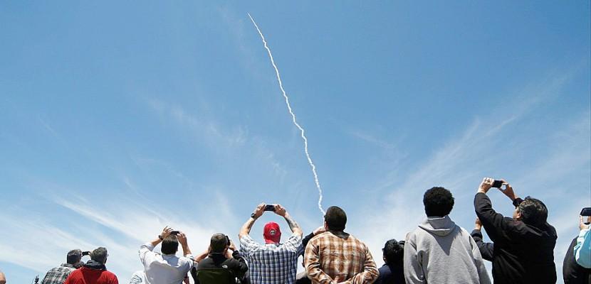 Face à Pyongyang, Washington réussit un test d'interception de missile
