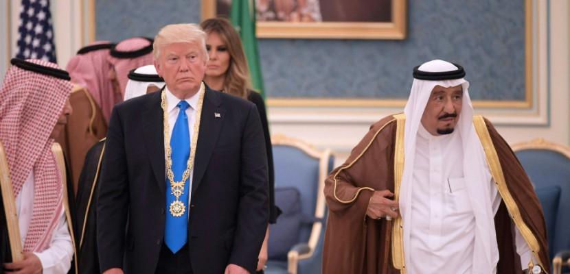 Le roi Salmane d'Arabie saoudite, dirigeant le plus retweeté devant Trump