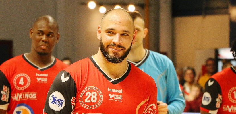 Handball (Mercato) : le point de passage des Vikings du Caen Handball