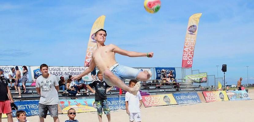 Vikings Beach Games 2017 : Spectacle, acrobaties et figures sont attendues pour la 2e édition