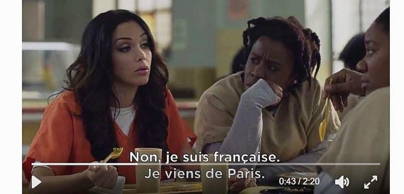 """La scène coupée au montage de Nabilla dans """"Orange is the New Black"""" dévoilée"""