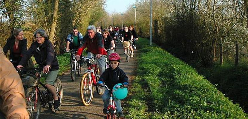 Une balade pour détecter les anomalies cyclistes