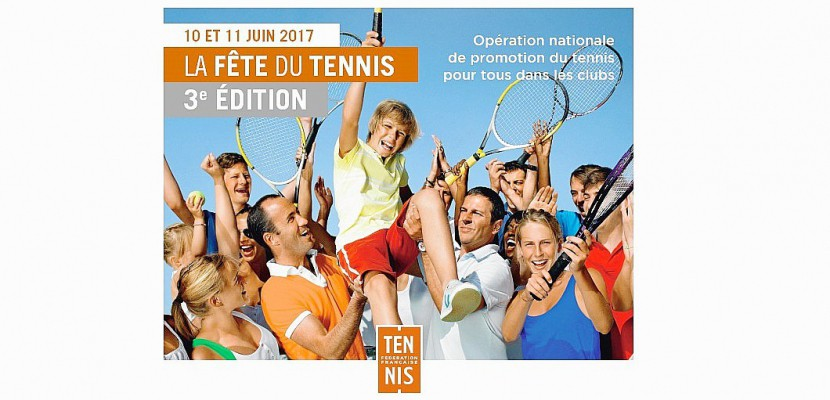Le tennis se fête ce week-end partout en France