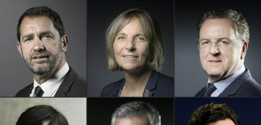 Législatives: les six ministres en exercice élus ou réélus