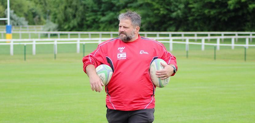 Rugby : du neuf à l'Ovalie caennaise après sa descente du Top 8