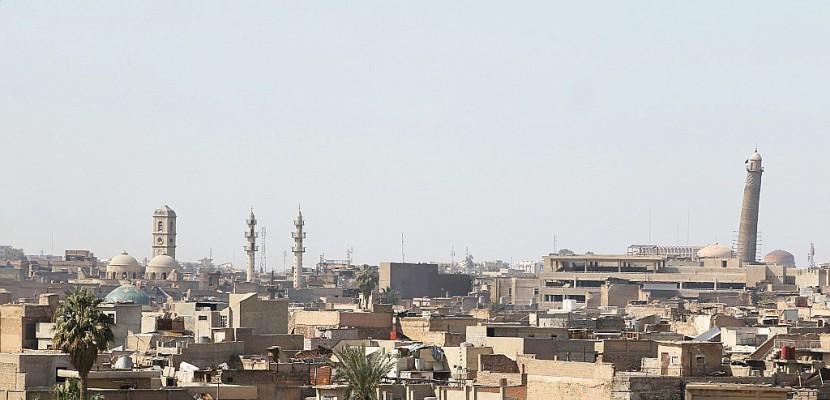 """L'EI fait exploser la mosquée Al-Nouri où son chef s'était proclamé """"calife"""""""