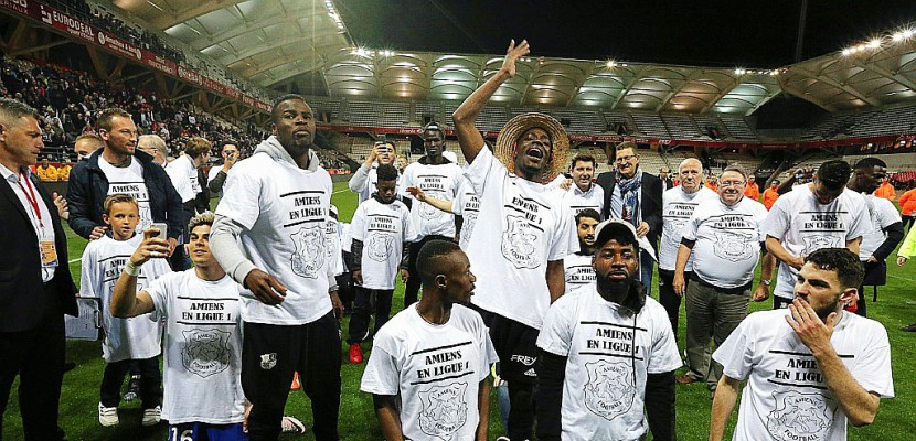 Ligue 1: la DNCG valide le budget d'Amiens