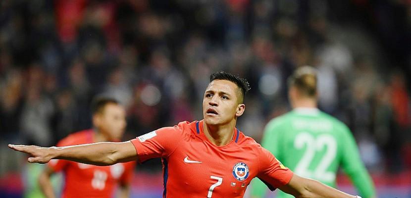 Coupe des Confédérations: Allemagne et Chili se neutralisent, comme le Cameroun et l'Australie