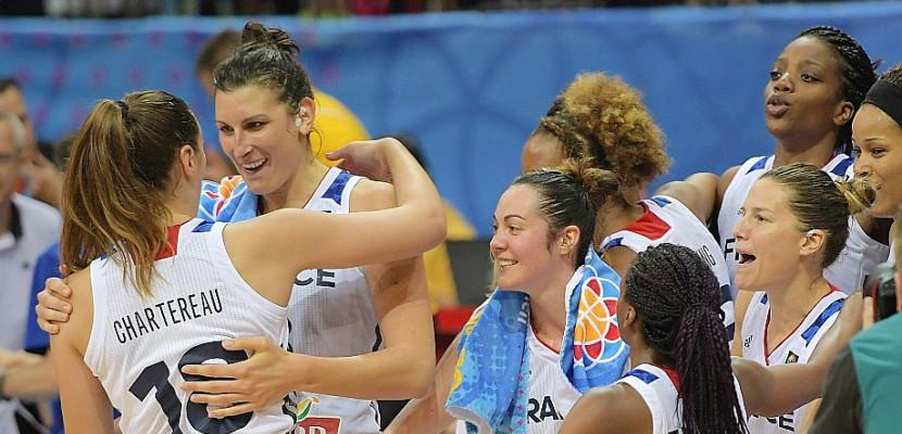 Basket: France-Grèce et Espagne-Belgique, deux habitués contre deux novices en demies de l'Euro