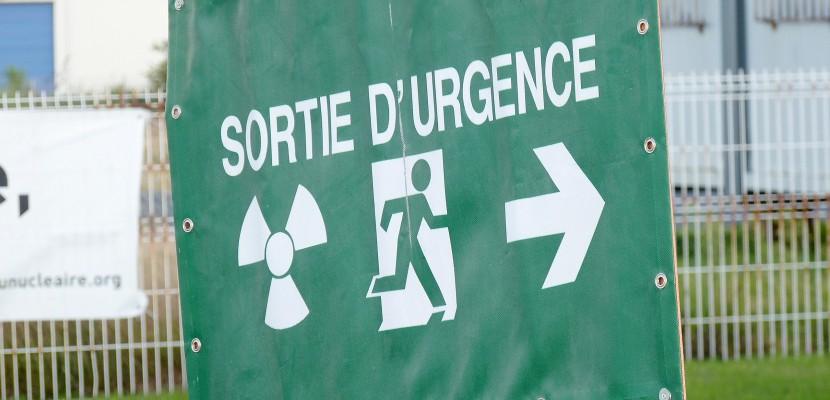 Déchets nucléaires : la plainte de Greenpeace contre l'Andra classée sans suite