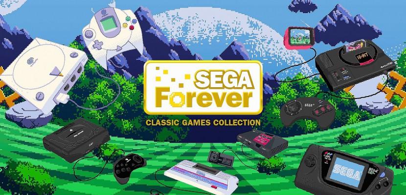 Sega Forever: les jeux cultes de Sega gratuits sur smartphone