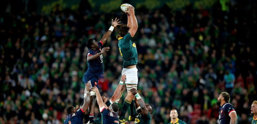 Rugby: la France termine sa tournée en Afrique du Sud sur une 3e défaite (12-35)