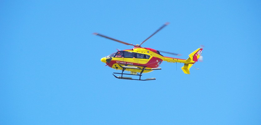 Accident à Saint-Sauveur-le-Vicomte : cinq blessés, un homme héliporté