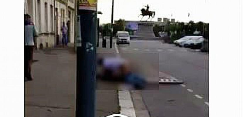 Filmé en plein ébat dans la rue à Cherbourg : procédure judiciaire ouverte