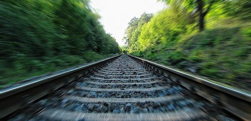 Orne : un piéton meurt écrasé par un train