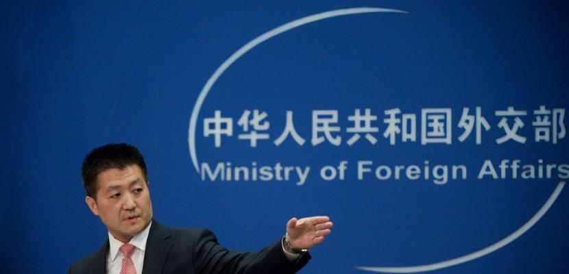 """La Chine dénonce les """"propos irresponsables"""" sur Liu Xiaobo"""