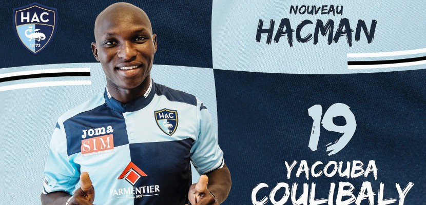 Mercato football : Yacouba Coulibaly signe au HAC