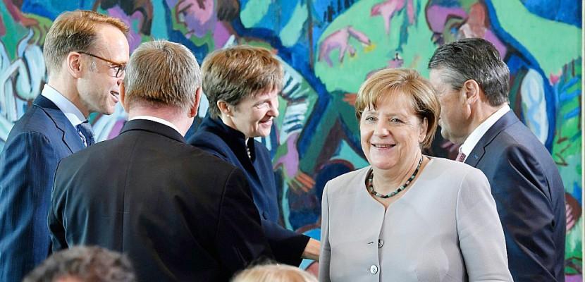 Allemagne: le mariage gay provoque une crise gouvernementale