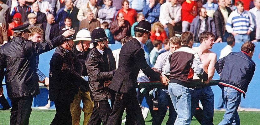 Drame de Hillsborough: six personnes inculpées, 28 ans après les faits