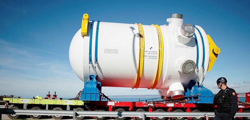 EPR de Flamanville: cuve validée, EDF devra changer le couvercle fin 2024