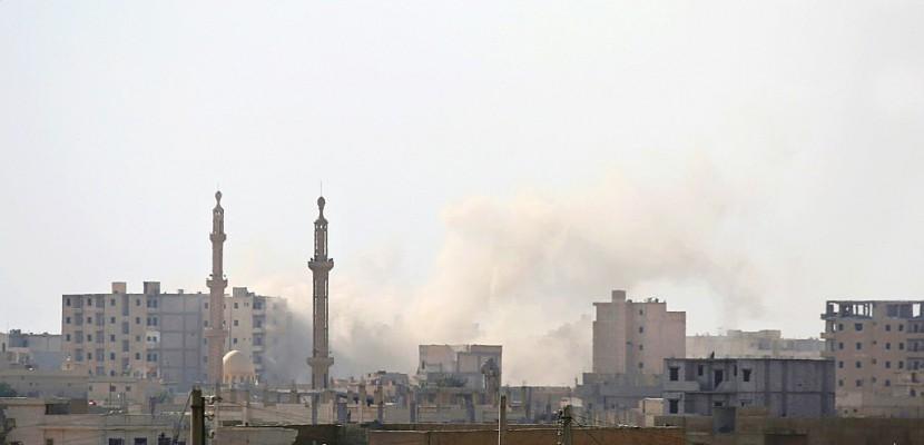 """Syrie: Près de 100.000 civils """"pris au piège"""" à Raqa selon l'ONU"""