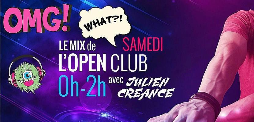 Replay : le Mix de l'Open Club samedi 1er juillet 2017