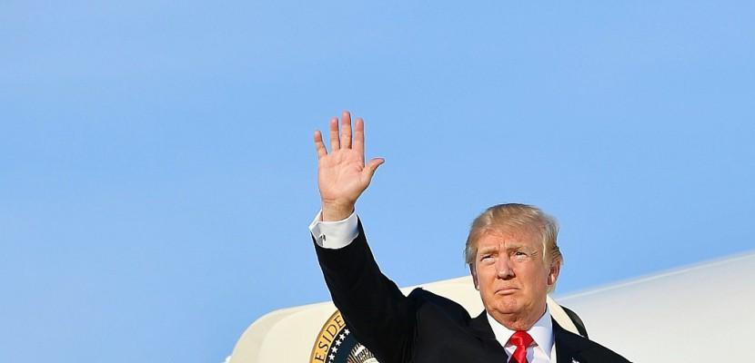 Parcours d'obstacles pour Trump de retour en Europe